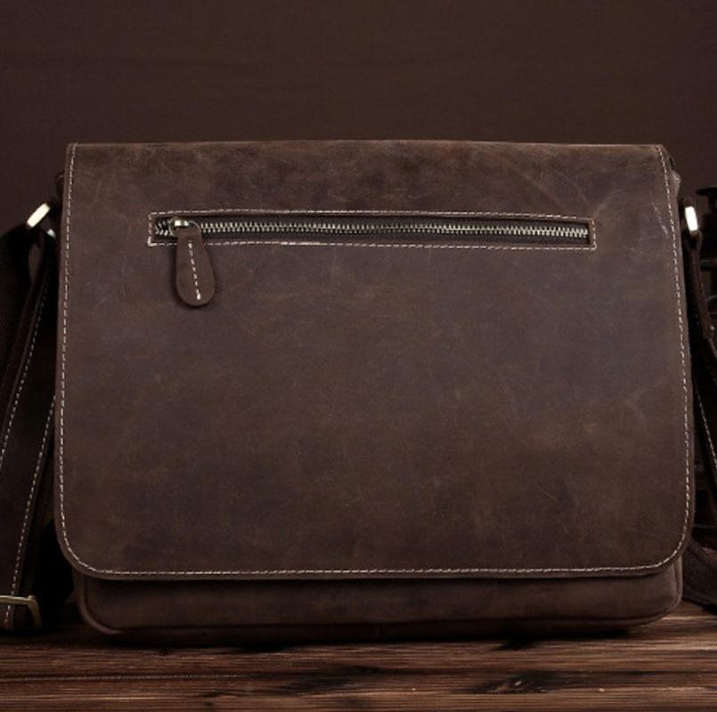 Genuine Leather Men Bag Vintage Style Leather Crossbody Bag Men Messenger Bags Casual Shoulder Designer Handbags BF-L0224 bf гамак двухместный vintage