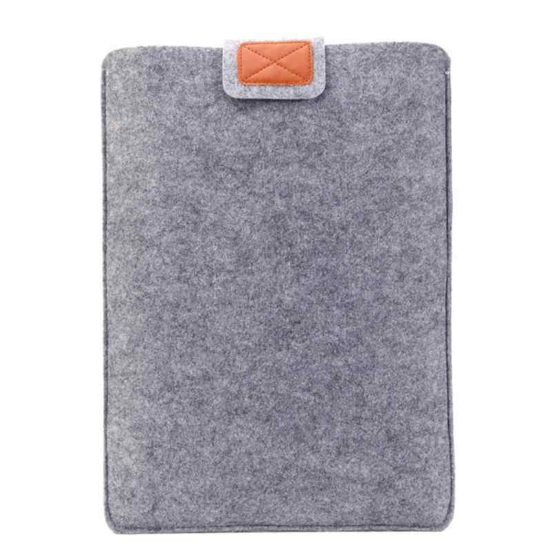 Housse de protection woolfeutre 11 13 15 pouces pochette d'ordinateur de protection/pochette pour Apple Macbook Air Pro Retina housse de protection pour ordinateur portable Xiaomi