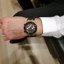 Bold Hardy Chronograph Watch
