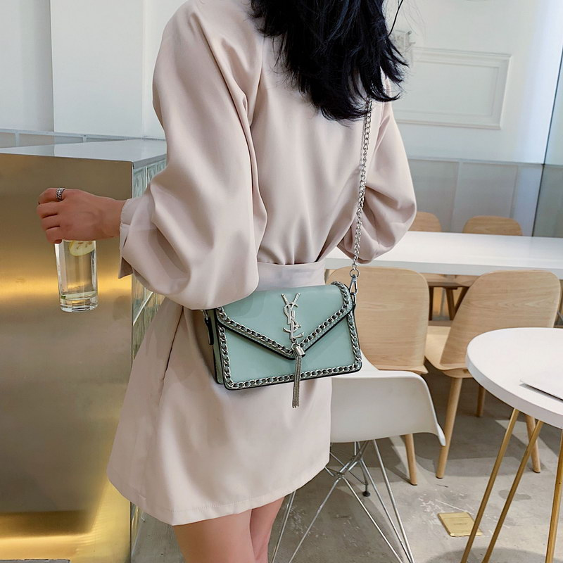 2019 New Tide Luxury Women Handbag Designer Shoulder Bag Ladies Chain Clutch Brand Bag Female Crossbody Bag Small Bolsa Feminina
