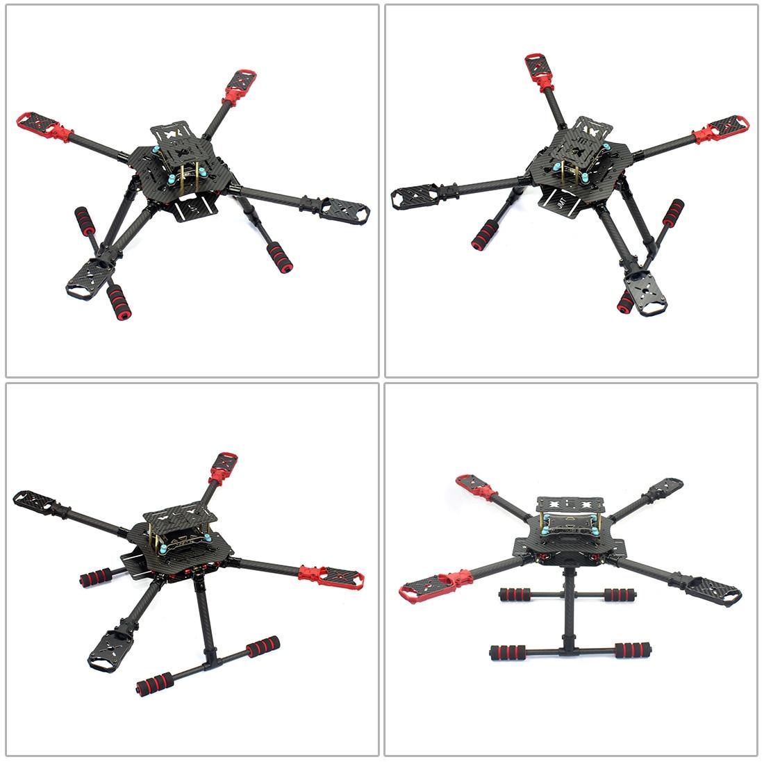 DIY Drone Aircraft-GPS-4 Axis-03