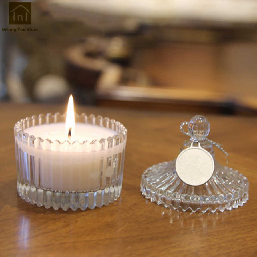 High Quality Creative Decorative Scented Candles Princess Art Gift Tea Romantic Gift Portavelas Decoracion House Items WKK041
