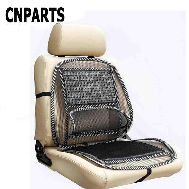 Cnparts Auto Stoel Sofa Cool Stoelhoezen Lendensteun Kussen Voor Citroen C5 C4 C3 Mini Cooper Opel Astra H G J Vectra C Saab Zonden En Botten Versterken