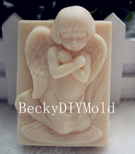 Style Mold Angel Soap