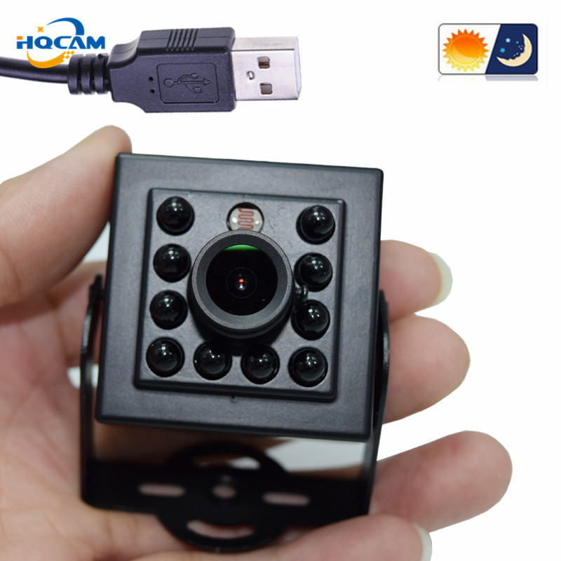 HQCAM 720P H.264 USB 2.0 1.0Mega Pixel Web Camera HD Camera WebCam With IR Led and MIC Microphone Computer PC Laptop NotebooK a860 computer camera usb 360° rotatable pc webcam with built in mic
