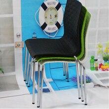 Металла и пластика стулья, сетке, стул, модные стулья для столовой, металлическая мебель, живая стул комната