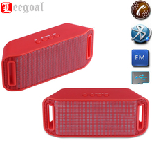S28 Portable Wireless Bluetooth Speaker Sport Outdoor Mini LED Subwoofer Music Player FM Radio TF Card Handsfree Call Speaker