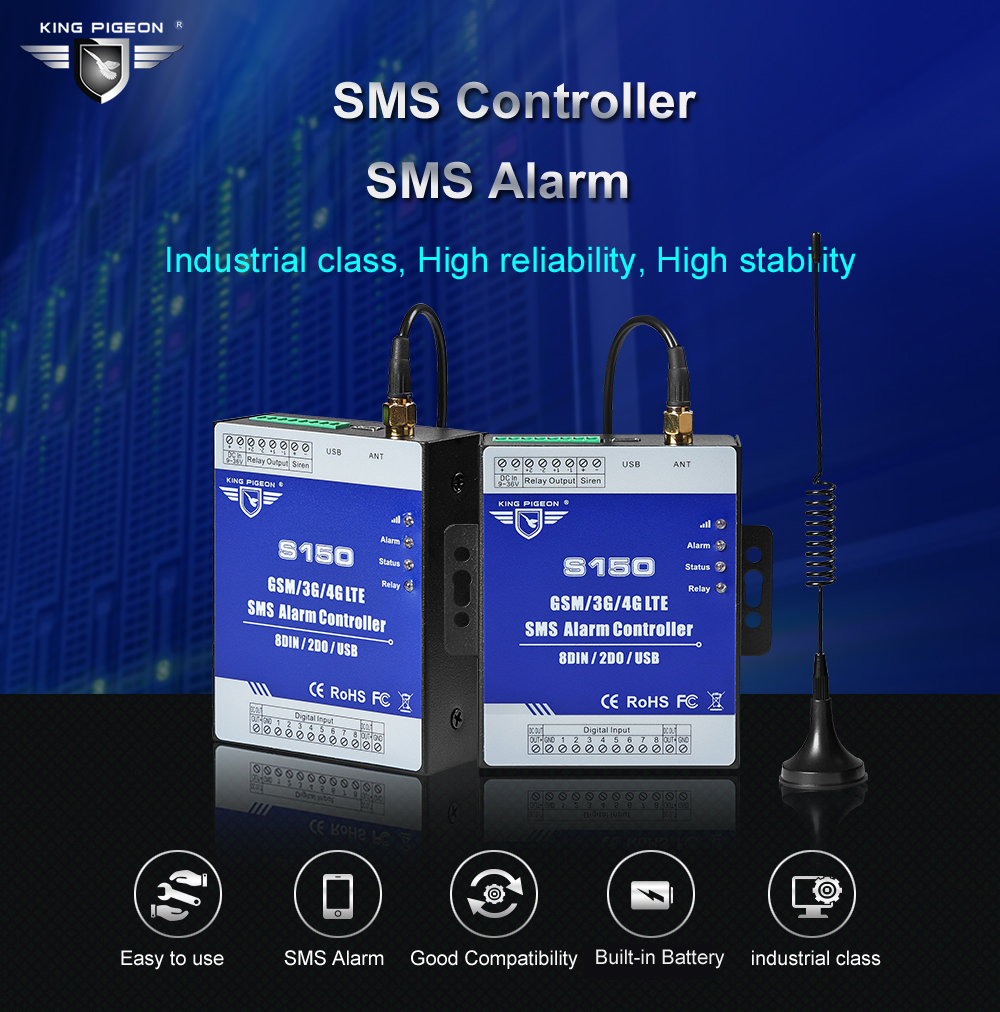 interruptor de relé sistema de monitoramento remoto