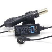 Kada 887 estação de solda de ar quente portátil portátil arma de ar quente micro controle de temperatura inteligente do computador anti estático 8858|Estações de solda| |  -
