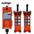JoHigh F21 E1 6 кнопок беспроводной промышленный 220 В пульт дистанционного управления 2 передатчика + 1 приемник