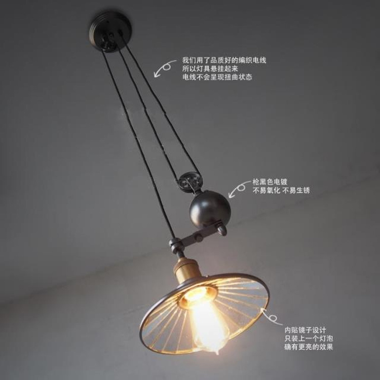 diy led pendant lamps kitchen retro pendant lamps edison pendant light study room black pulley pendant lamp dining room lightin pendant lights from lights