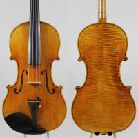 Copy Guarnieri Del Gesu Violin 182 MASTER LEVEL Physical Sale
