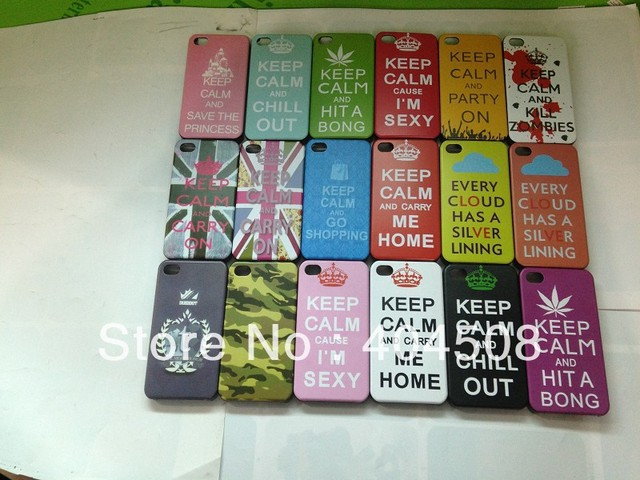 hot!!! NEW KEEP CALM case hard back cover shell skin for iphone 5 5s 10pcs/lot+free shipping fashion cell phone case mobile case