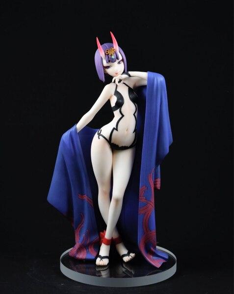 GK Resin Figure Fate Grand Order Shuten Doji Unpainted Model Kit