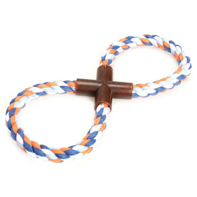 Cotton Rope Puppy Dogs 1