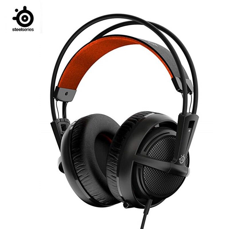 SteelSeries sibérie 200 jeu casque cf casque écouteur V2 mise à niveau - 2