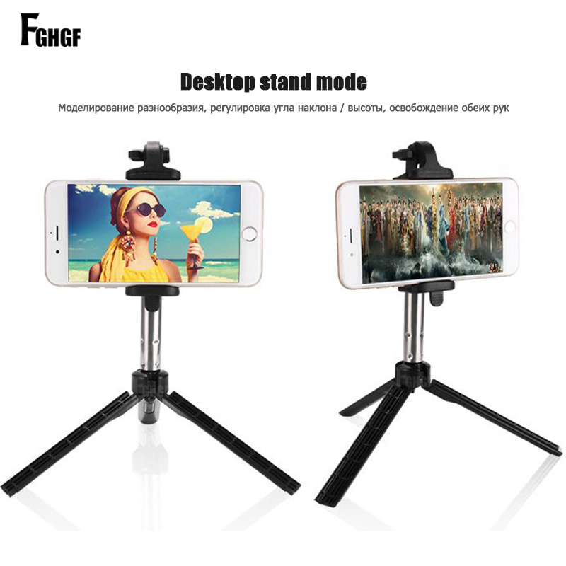 FGHGF-Handheld-mini-Tripod-Phone-selfie-stick-Bluetooth-Shutter-Remote-Controller-Foldable-Wireless-for-iPhone-Selfie-Stick-2
