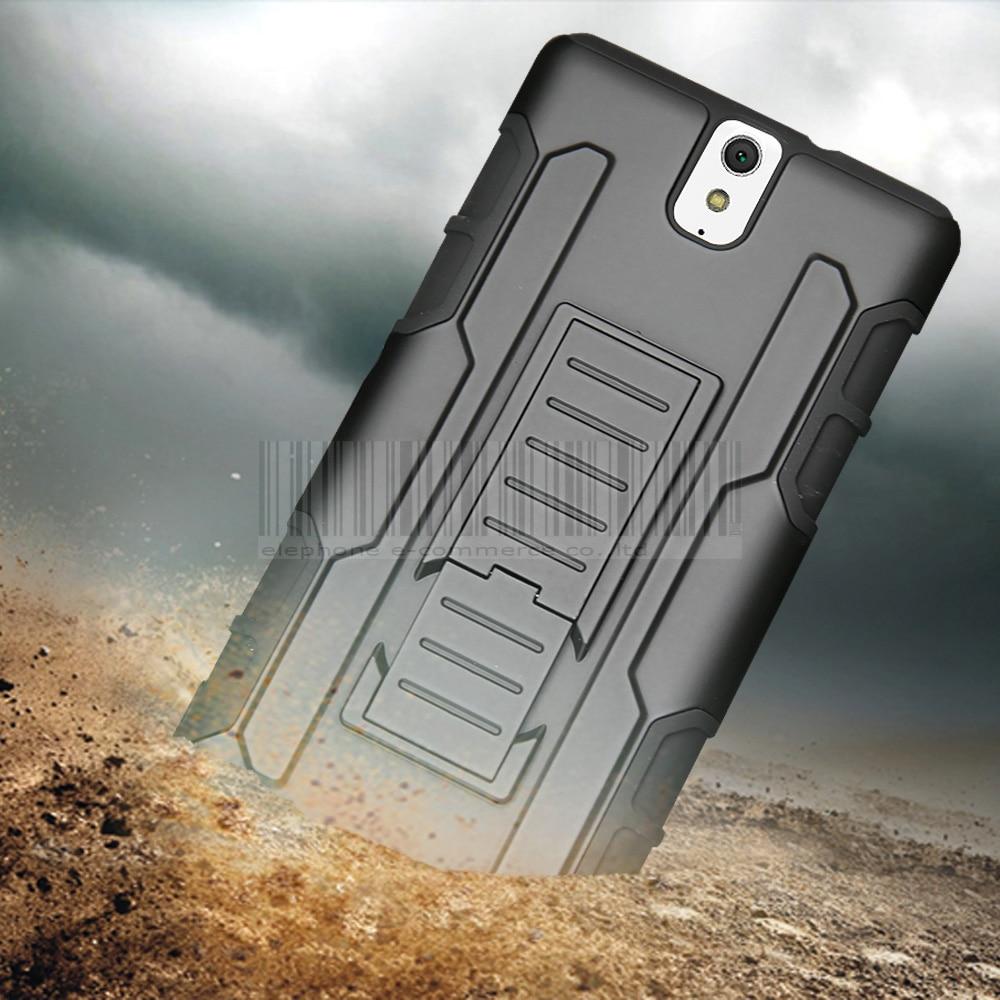 Heavy Duty Hybride Robuste Housse Dur + Étui Avec Clip Ceinture Pour Sony  Xperia Z1 Compact Mini E4g Z5 M4 Aqua C4 C5 Ultra e3e965080f5