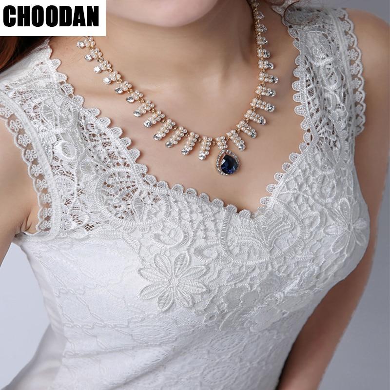 Clothing Blouse Tube-Top Flower Embroidery Fitness Elegant Women Summer New-Fashion Sleeveless