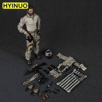 1/6 масштаб 26009 S США армейский спецназ War Soldier ручной щит ваять модель для 12 'полный набор Экшн фигурки кукол игрушки