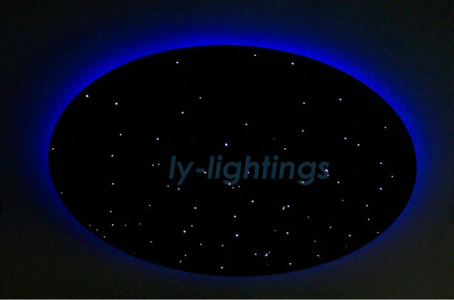 Attrayant For Decoration Optical Fiber Light Kit Led Light RGB Bedroom Stars Ceiling  Fiber Optic Night Lights