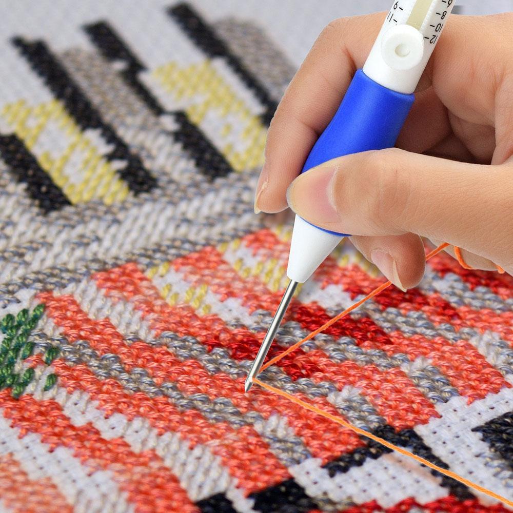 Magic bordado costura agujas pluma Set Craft herramienta para DIY ...