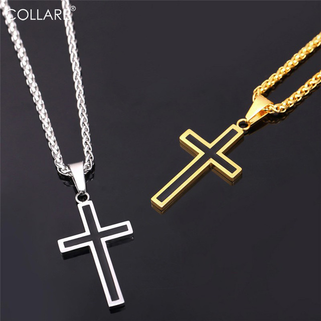 white t in w zales gold necklaces necklace cross c v diamond pendant