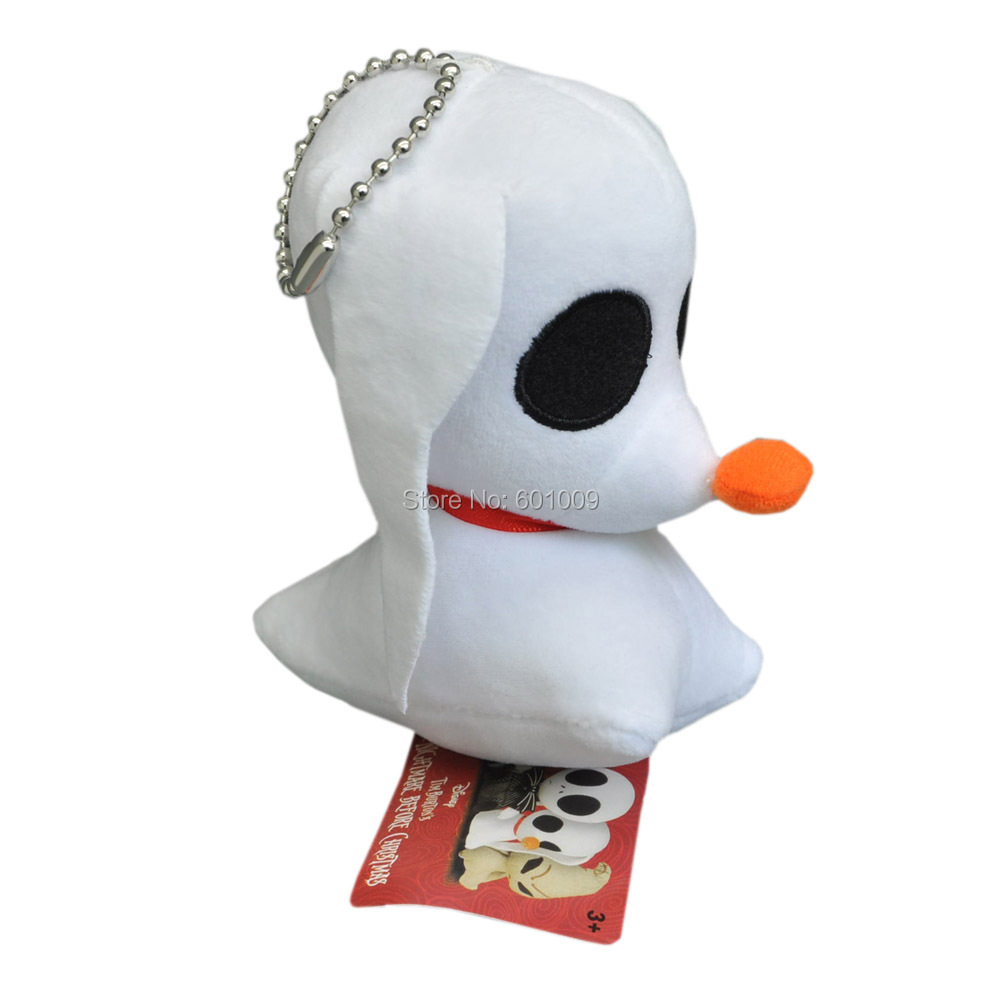 Nightmare before christmas zero plush toy - About Christmas 2018