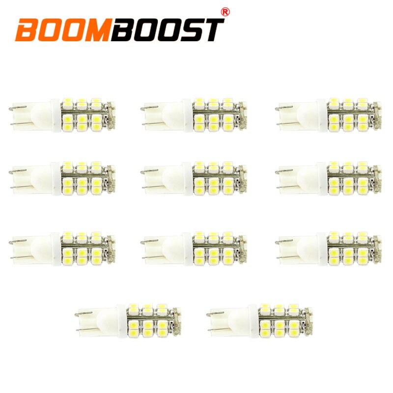12  pcs T10 T15 921 168 194  12-1210SMD  Cool White color