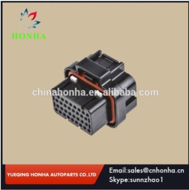 Free shipping 10 20 pcs lots 4 1437290 1 high quality tyco 34 pin female TE