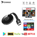 Chromecast TV Stick for Netflix YouTube Chrome Cast for Android tv Miracast cromecast HDMI Display Dongle vs Mirascreen anycast