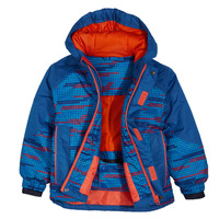 Autumn and winter new outdoor windproof waterproof warm boys and girls cotton padded hiking ski jacket ski suit cotton coat