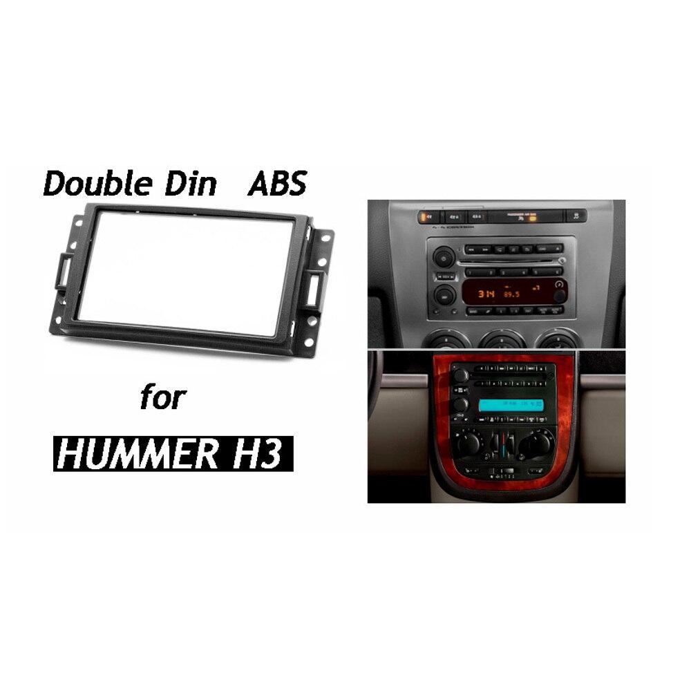 Double Din Fascia For Hummer H3 Radio Dvd Stereo Cd Panel Dash Rhaliexpress: Hummer H3 Radio Panel At Elf-jo.com