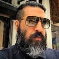 CALIFIT Nuevo marco de Metal gafas de Sol de Los Hombres de la vendimia UV400 Shades Retro Puntos Original de la Marca de Gafas de sol Recubrimiento Gafas de Moda Masculina