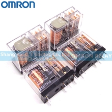 OMRON RELAY G2R 2 G2R 1 12VDC 24VDC G2R 1 G2R 2 DC12V DC24V  Brand new and original relay