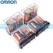 OMRON RELAY G2R 2 G2R 1 12VDC 24VDC G2R 1 G2R 2 DC12V DC24Vยี่ห้อใหม่และต้นฉบับรีเลย์
