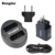 Kingma dual usb cargador de pared + cargador de batería de doble canal para nikon en-el14 para nikon d5200 d3100 d3200 d5100 p7000