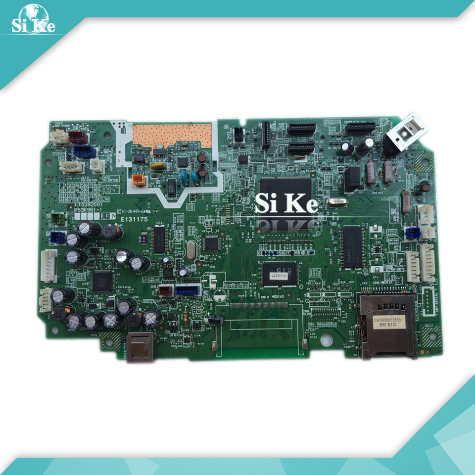 Free Shipping Main Board For Brother MFC-290C MFC-290 MFC 290 290C Formatter Board Mainboard On Sale free shipping main board for brother mfc 240c mfc 240 mfc 240c 240 formatter board mainboard on sale