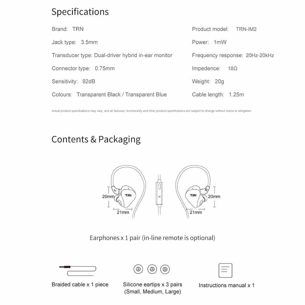 HIFI słuchawka douszna 3.5mm przewodowy zestaw słuchawkowy Subwoofer telefonu komórkowego drutu zestaw słuchawkowy bez pszenicy przewodowy zestaw słuchawkowy s dla sunsumg redmi
