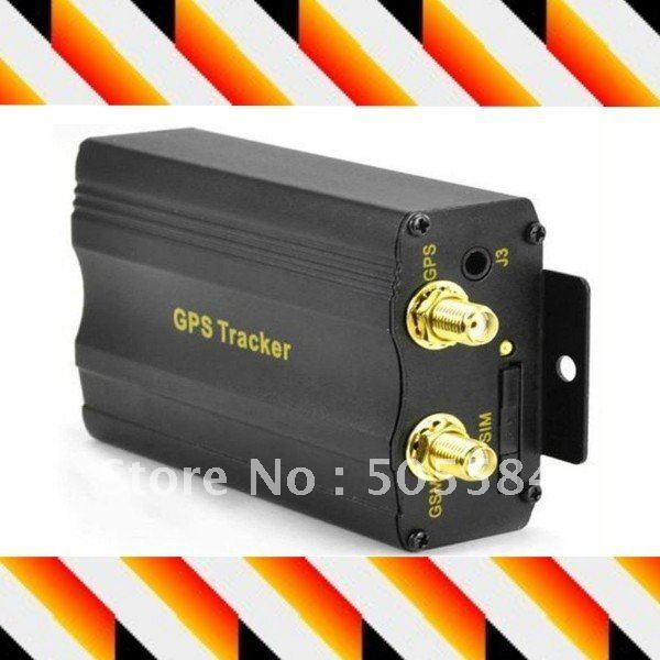 Specially design GSM GPRS GPS Tracker for car auto Vehicle Truck remotely Fuel/Power cut off,  Worldwide free shipping