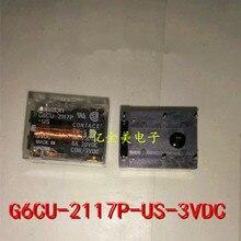 Relé G6CU-2117P-US-3VDC 3V