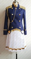 Anime APH Axis Powers Hetalia Japan Honda Sakura Cosplay Honda Kiku APH Costume Tailor Made