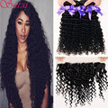 Pre Plucked Lace Frontal Closure With Bundles Wet And Wavy Malaysian Virgin Hair Deep Wave 4Bundles With Closure Best Human Hair