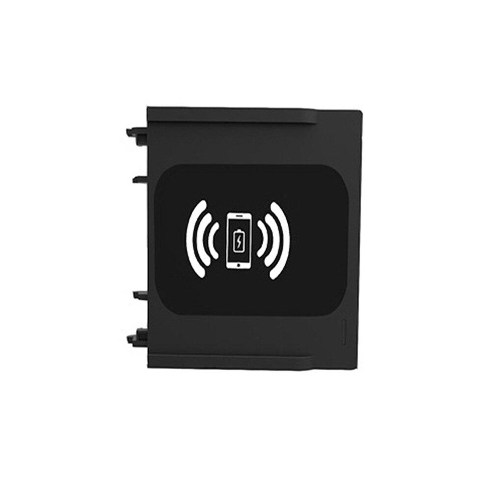 A6 Triple bobine Qi chargeur de voiture sans fil pour Benz C GLC classe W205 GLC260 support de voiture chargeur pour iphone Android chargeur de téléphone