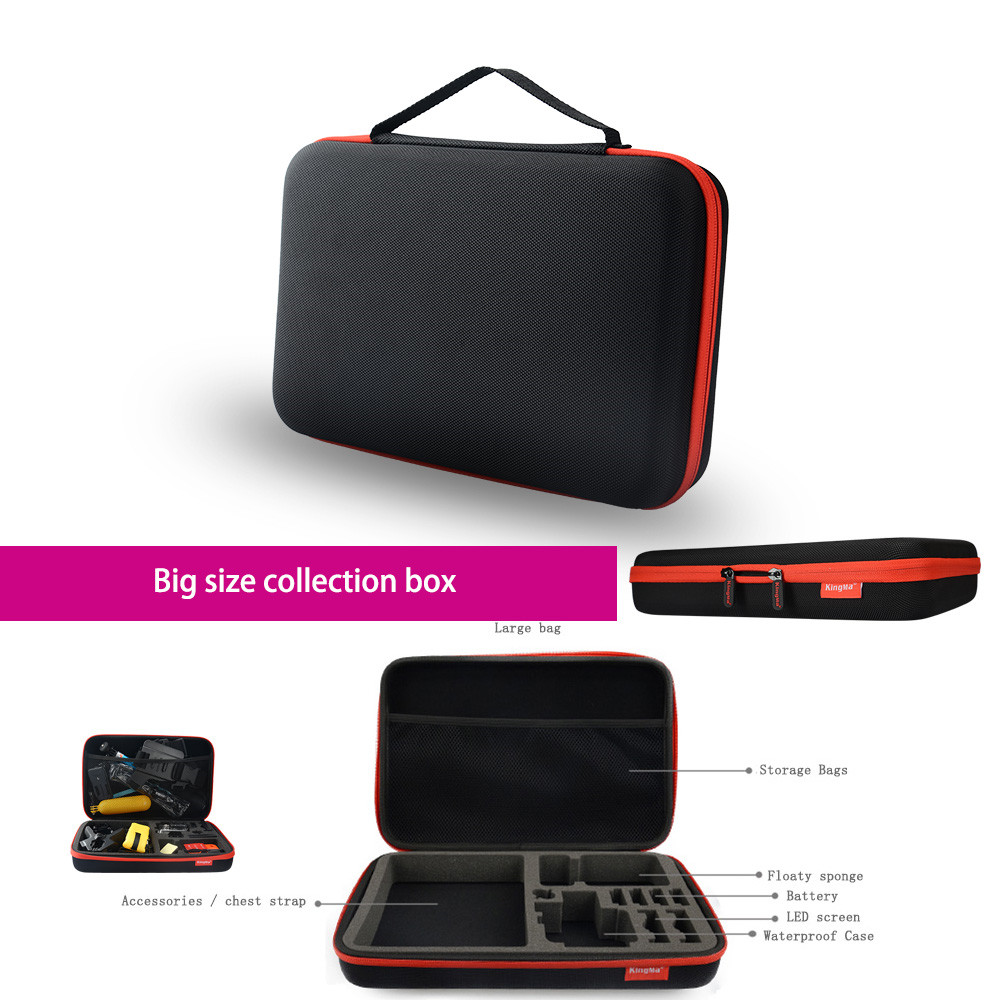 KingMa For Polaroid Cube + Водонепроникний - Камера та фото - фото 4