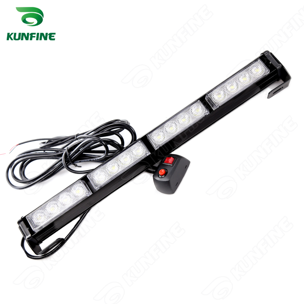 Car LED strobe light bar car warning light car flashlight ,led light bar high quality Traffic Advisors light bar KF-L3029