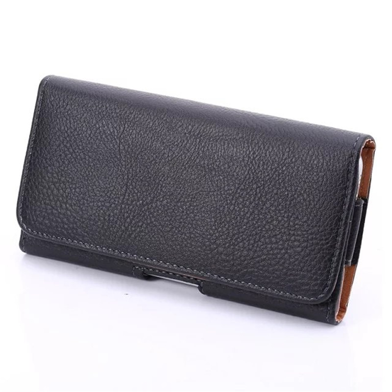 Phone Cover Pouch For Samsung Galaxy S10 Lite S9 S8 Plus S7 S6 Edge C9 C7 PRO J4 J6 Plus J2 J5 J7 Prime Waist Bag Leather Case
