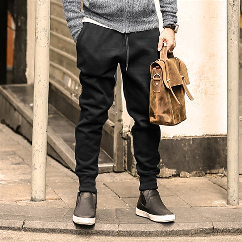 joggers sweatpants men 2016 new hip-hop sweatpants men solid casual harem pants masculino brand mens Thicken cotton trousers unisex galaxy nebula space sweatpants joggers sportswear pants blue l