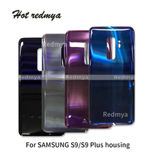 Get more info on the For SAMSUNG Galaxy S9 G960F/S9 Plus G965F Back Battery Cover Door Rear Glass Housing Replacements For SAMSUNG S9 Housing Case