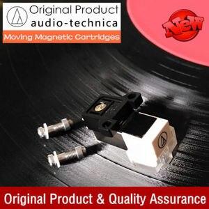Image 1 - Audio Technica MM Moving Magnet Cartridge LP Phono Turntable Phonograph Stylus
